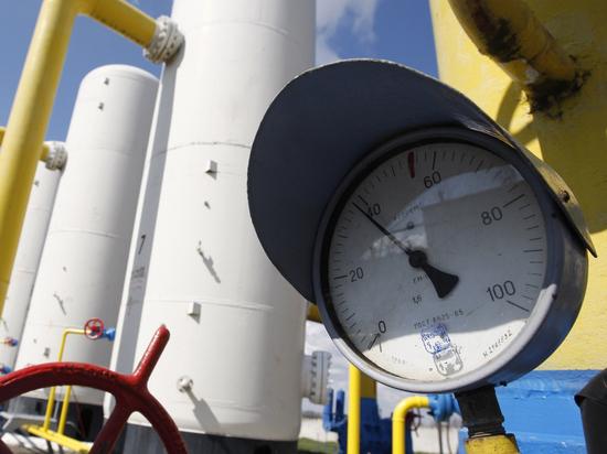 На Украине резко вырос транзит российского газа
