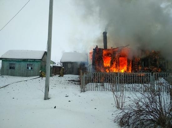 Второй за сутки пожар с пострадавшими произошел в Калужской области