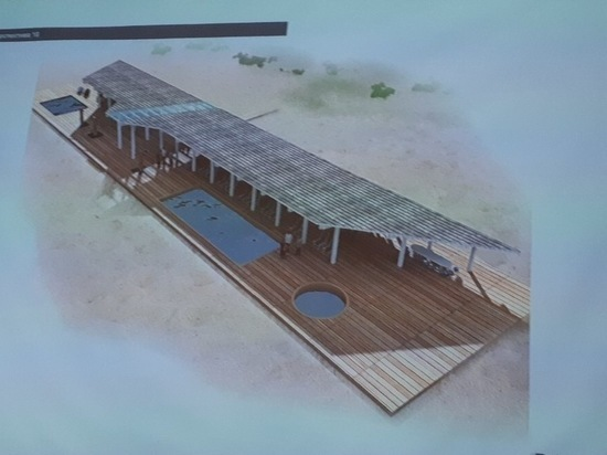 Бассейны могут построить на Гребном канале