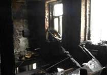 В пожаре на Никитском бульваре погибла целая семья