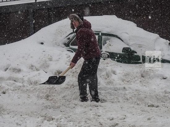 Синоптики прогнозируют в Казани сильнейший снегопад этой зимы