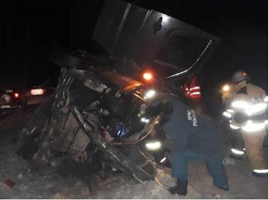 Трое жителей Чувашии погибли, шестеро пострадали в ДТП во Владимирской области