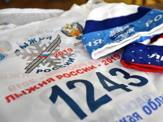 Спортсмены Вологды выстроились в очередь для регистрации на «Лыжню России»