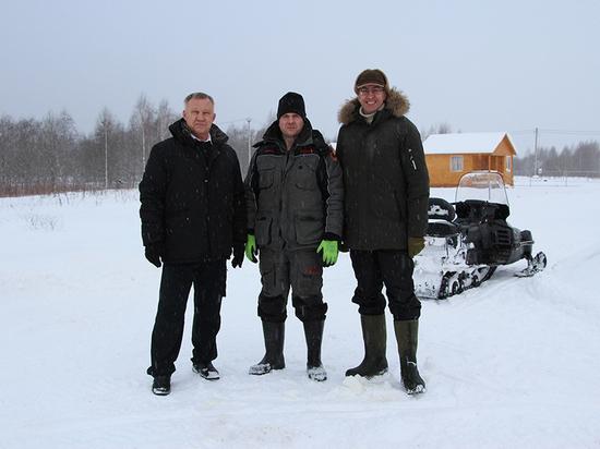 Перспективы развития рыбоводства на Вологодчине обсудили в Белозерском районе