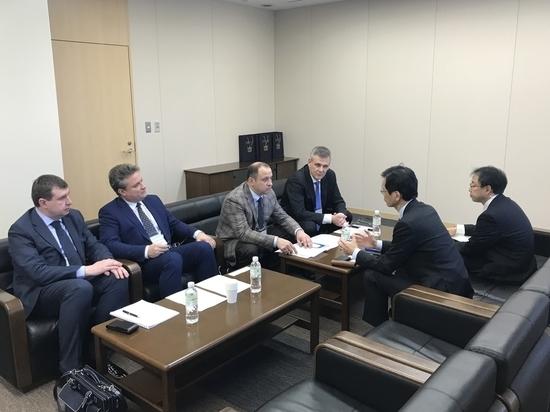Воронежские чиновники поехали в Японию