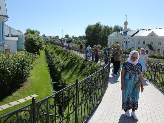 Саровский туристический кластер получит более миллиарда рублей