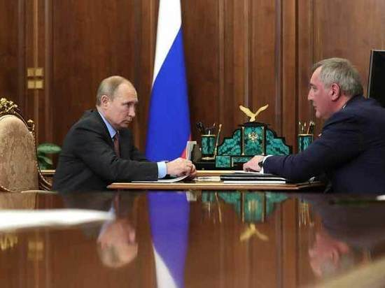 Рогозин доложил Путину о 22 запусках, хотя их было 17