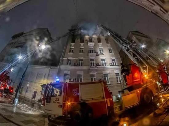Рассказ владельца сгоревшей квартиры на Никитском: «После перепланировки пол просел»