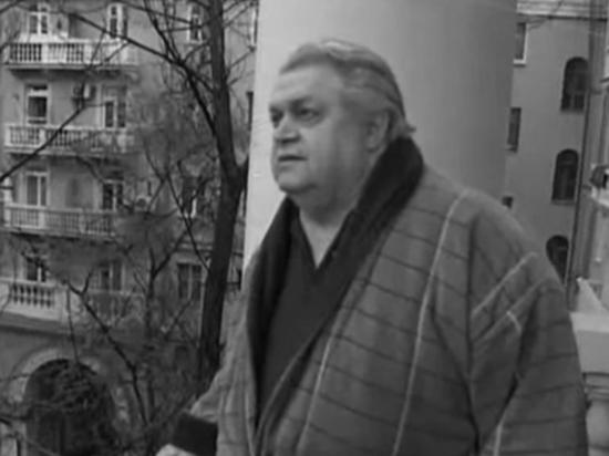 Скончался автор Вячеслав Овчинников