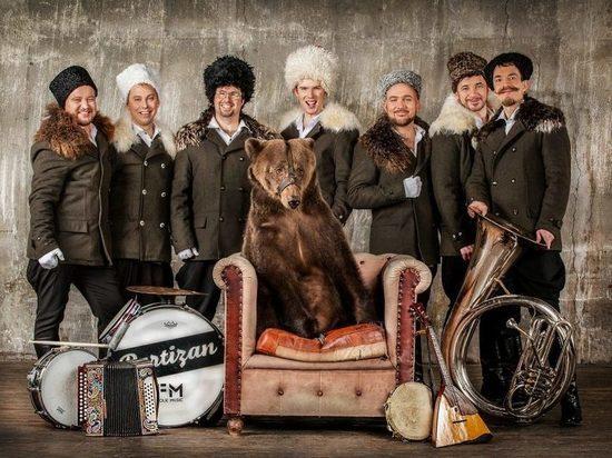 На Сибирской Масленице в Новотырышкино выступит московская группа «Партизаны FM»