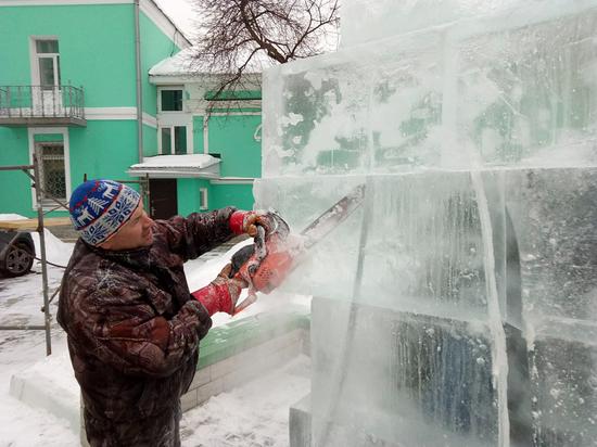 Зимняя сказка будет радовать пермяков до марта