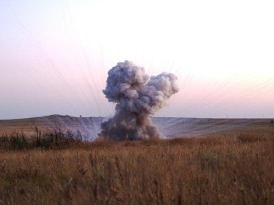 В Тихой бухте Крыма нашли авиабомбу: ликвидировали вдесятером