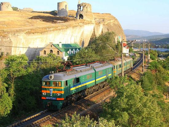 После запуска поездов в Крыму не возникнет заторов - КЖД
