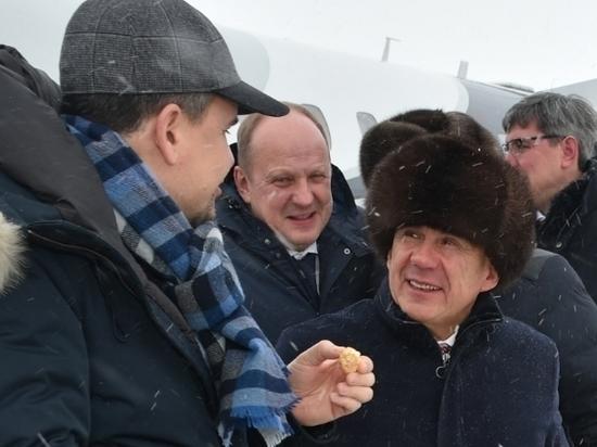 Обсудить развитие Иннополиса в Татарстан прибыл вице-премьер России