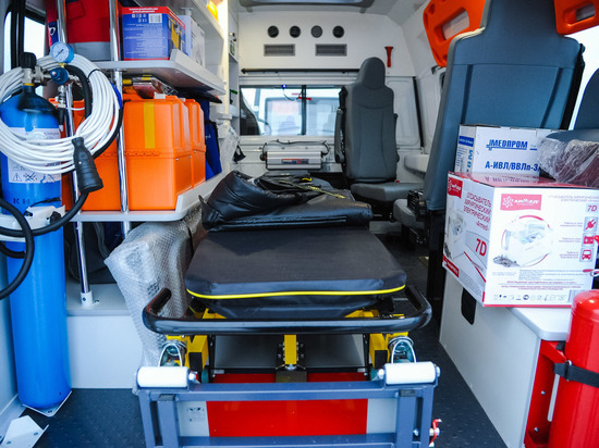 90% машин скорой медпомощи обновили в Волгоградской области