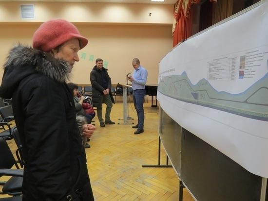 Нижегородцы обсудили благоустройство озера на улице Пермякова