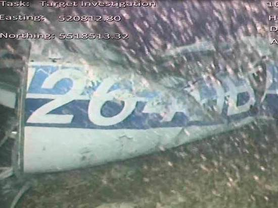 Обломки самолета, в котором летел Эмилиано Сала, поднимут со дна