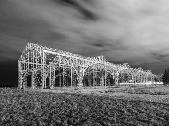 Нижегородская Стрелка станет площадкой для световой инсталляции