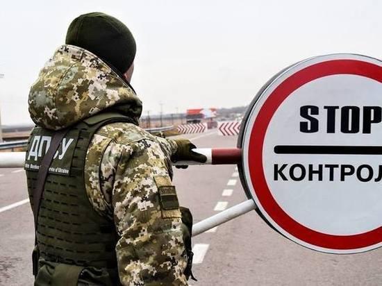Украинские пограничники рапортуют о снижении пассажиропотока в Крым