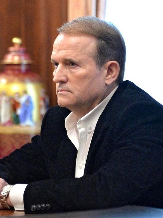 Генпрокуратура Украины открыла дело против Медведчука за госизмену