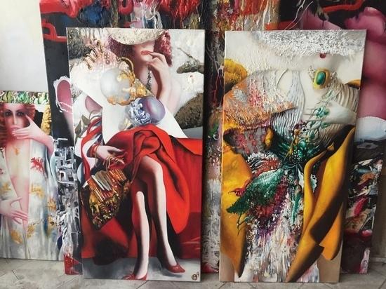 Выставка картин Ольги Гречиной пройдет в Нижнем Новгороде