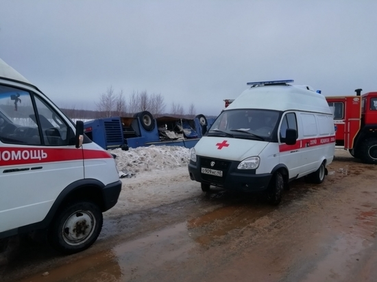 В Госдуме требуют тщательного расследования ДТП с гибелью детей под Калугой