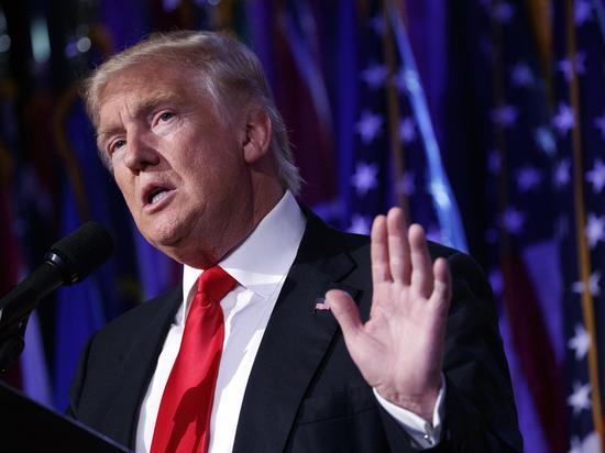 Трамп рассказал Конгрессу о возможности перезаключения ДРСМД с участием Китая