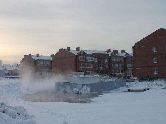 В Иркутске снова сорвали запуск КНС в Березовом