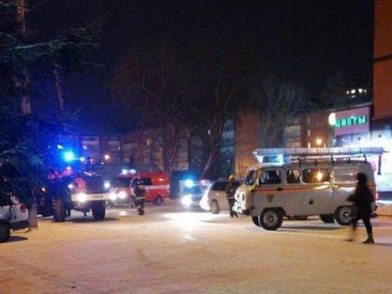 В Иркутске «заминировали» жилой дом на Красноказачьей