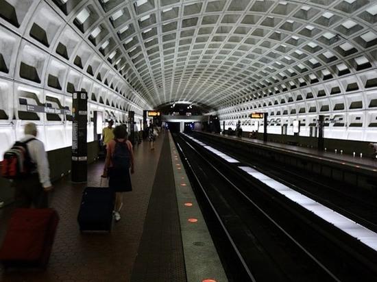 В метро Вашингтона прогремел мощный взрыв