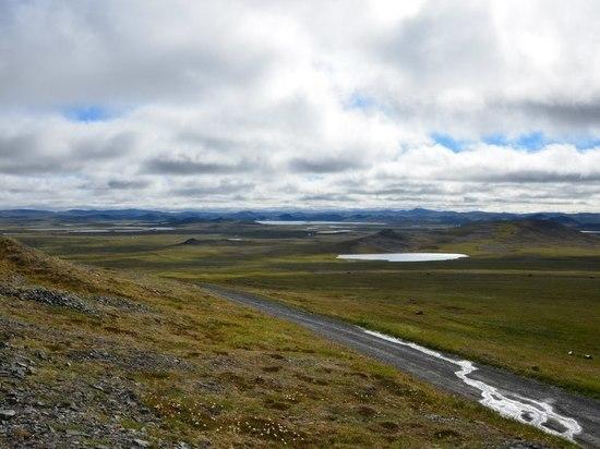 Красноярские ученые выяснили, что произойдет при нагревании тундры
