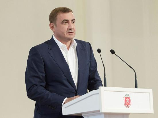 Алексей Дюмин занял седьмое место в рейтинге влияния АПЭК