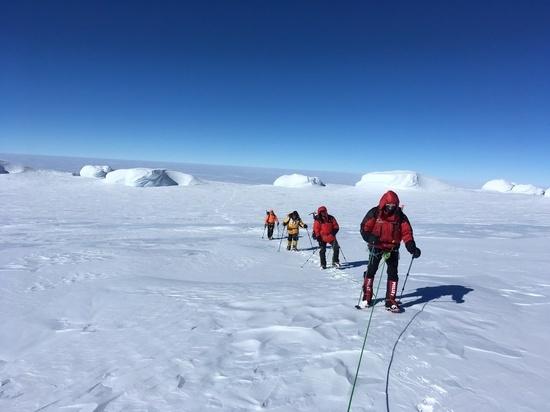 Иркутянин побывал в самой холодной экспедиции