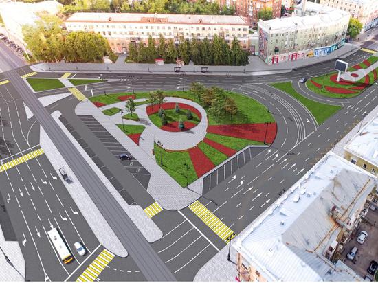 Пермь готовится к комплексному благоустройству Компроса
