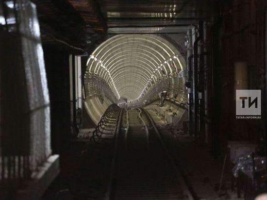 К лету начнется строительство второй ветки метро Казани