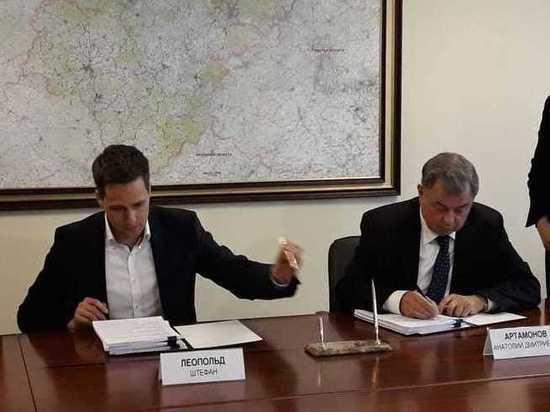 Немецкая компания построит в Калужской области завод по выпуску мобильных контейнеров