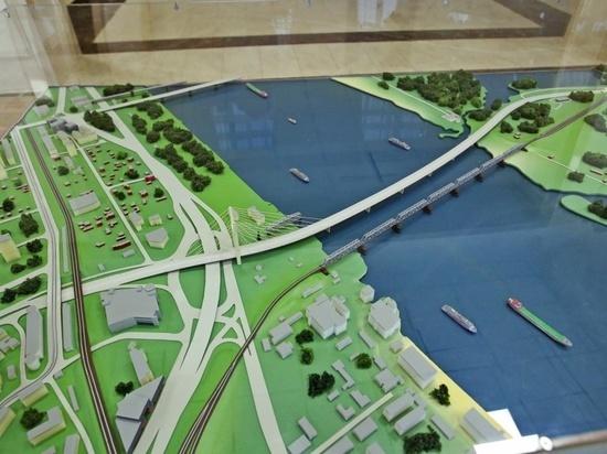 В 2019-м берега Оби в Новосибирске подготовят для Центрального моста