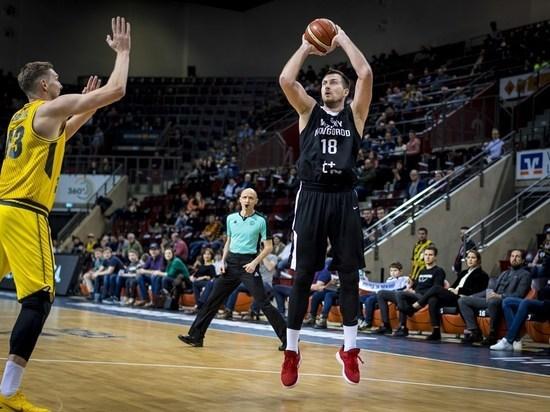 Нижегородские баскетболисты вышли в плей-офф Лиги Чемпионов