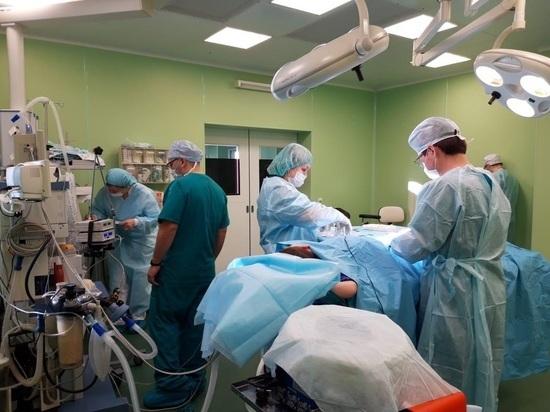 В Татарстане прооперировали девочку с редким врожденным заболеванием