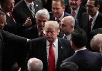 Трамп выступил с посланием к Конгрессу: России вновь досталось