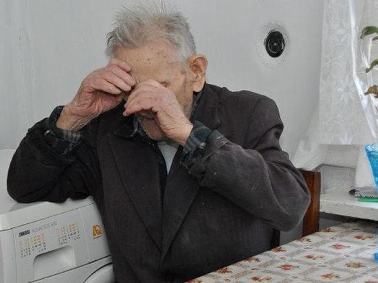 Житель Брянска обокрал 80-летнего калужанина, представившись газовщиком