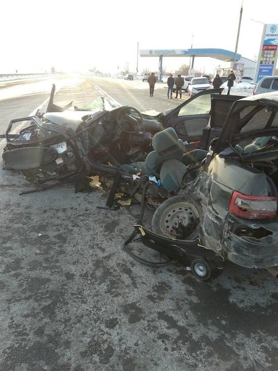 В Оренбуржье за 2018 год зафиксировано более 2000 ДТП