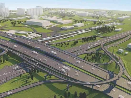 «Клеверный» проезд на Волоколамском шоссе заменят новой развязкой