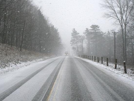 Сильный снегопад ожидается в Нижегородской области 7 февраля