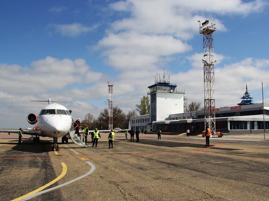 Калмыкию с Крымом свяжет авиарейс