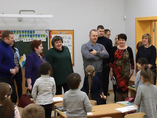 Депутаты проверили работу калужского IT-лицея