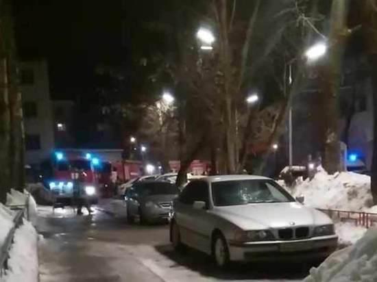 Названа причина пожара, в котором погибли две девочки из многодетной семьи