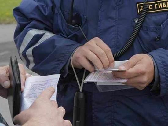ГИБДД начала выдавать водителям неправильные права