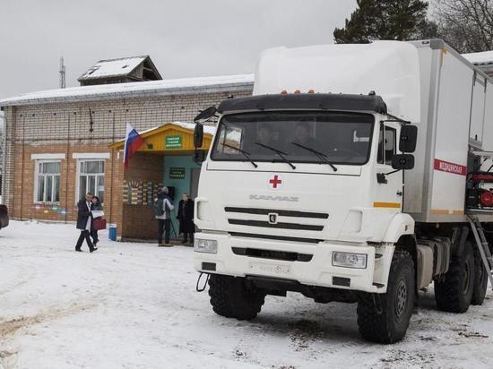 Медкомплексы на Камазе появились в Калужской области