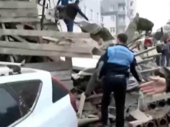 Три этажа обвалившегося дома были построены незаконно